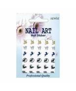 30 ZODIAC Sign CAPRICORN Nail Art DECAL Stickers - $4.60