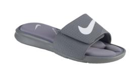 Nike Ultra Comfort Men's Slide Sandals Gray 882687-004 New - $47.99