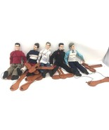 """2000 Full Set of NSYNC Collectible 10"""" Marionette Dolls-By Living Toyz - $39.99"""