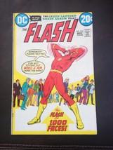 THE FLASH #218 Nov 1972  DC COMICS Green Lantern & Green Arrow VW Impost... - $11.71