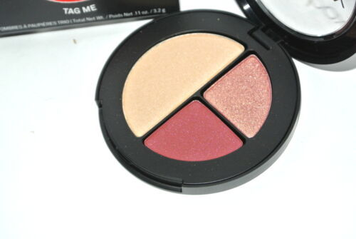 Smashbox PHOTO EDIT EyeShadow Trio TAG ME Full Size New in Box Spiked Punch - $11.83