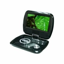 "SYLVANIA DVD Player 7"" Swivel Screen Black SDVD7037)with Car Cord & Remote - $41.99"