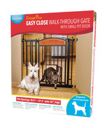 Carlson Pet Design Paw Auto Close Gate  891618030301 - $119.24