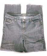Venezia Womens Jeans Size 4 Average Stretch Boot Cut Dark Wash  - $20.49