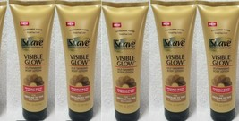 5 xSuave VISIBLE GLOW Medium to Tan Skin Tones Self-Tanning Body lotion ... - $19.79
