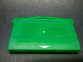 AUTHENTIC Pokemon LEAF GREEN Version Save Properly Game Boy Advance - $30.00