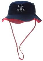 Life Is Good LIG Men's Women's Chin Strap Bucket Hat, One Size - $24.00