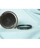 Nikon Cased 52mm Nikkor Polarizer Filter - Nice- Leather Cased -  - $15.00