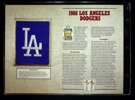 Cooperstown Collection Willabee & Ward 1988 Los Angeles Dodgers Baseball... - $9.45