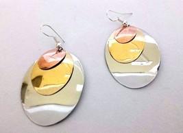 THE ECLIPSE Earrings Jewelry Drop Dangling Hook Classy Fashion Women Gift 2 - $4.21