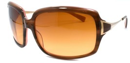 Oliver Peoples Dulaine Women's Sunglasses Brown Over Pink / Brown Polarized & - $80.09