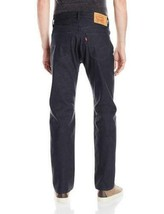 NEW LEVI'S STRAUSS 501 MEN'S PREMIUM FIT STRAIGHT LEG JEANS BUTTON FLY 501-2309 image 2