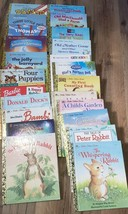 Lot of 23 Little Golden Books, Disney and More, Hard Cover - $27.69