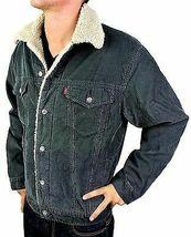 Levi's Men's Classic Corduroy Sherpa Fleece Lined Trucker Jacket 705203546 Large image 3