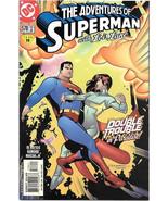The Adventures of Superman Comic Book #578 DC Comics 2000 NEAR MINT NEW ... - $3.50