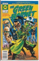 The Green Hornet Anniversary Special Comic Book #1 NOW 1993 UNREAD PRE-B... - $3.99