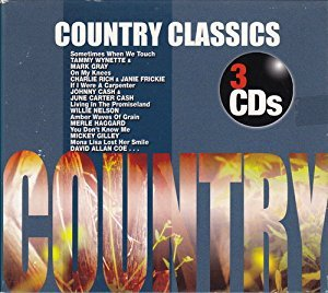 3 Pak: Country Classics By Various Artists Cd