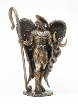 PTC SAINT RAPHAEL THE HEALER STATUE ARCHANGEL - $59.39