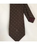 YSL Yves Saint Laurent Taupe men's business tie - $18.95
