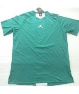 Nike Men Jordan 23 Alpha Top Shirt - 889713 - Forest Green 340 - Size L ... - $24.99