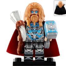 Thor (Stormbreaker & Mjolnir) Marvel Avengers Endgame Minifigure Toys Gi... - $3.99