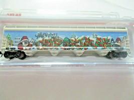 Atlas # 50005645 (Chrstmas Graffiti) ACF 580 Plastics Hopper #66122 N-Scale image 1