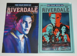 Riverdale FCBD set of (2) VF/NM complete set - archie comics based on CW... - $4.99