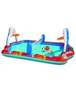 "Banzai® 66"" x 95"" Sports Arena Splash Pool - $58.00"