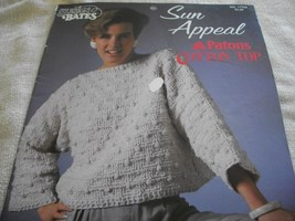 Susan Bates Sun Appeal Knit & Crochet Book - $5.00