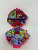 1995 Polly Pocket Vintage Mickey & Minnie Mouse Playset Compact Bluebird  - $69.29