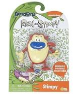STIMPY Bendems Figure-  Ren And Stimpy NEW - $9.90
