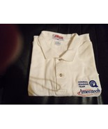 Men's Clothing, shoes and accessories  - Conrail/Ameritech White Polo Shirt - $7.95
