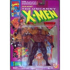 Uncanny X-Men Tusk action figure
