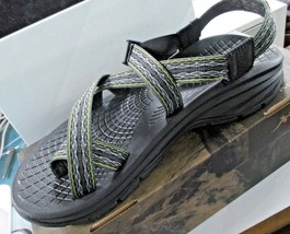 Chaco Mens Sandals Size US 9 Medium EU 42 ZVOLV2 Perentie Neon NIB - $60.60 CAD