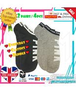 4Pcs Everyday Classics Bundle Set Victoria's Secret PINK Ankle Socks Siz... - $5.12