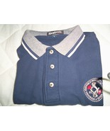 Men's Clothing, shoes and accessories  - Navy Blue Polo Shirt - $7.95
