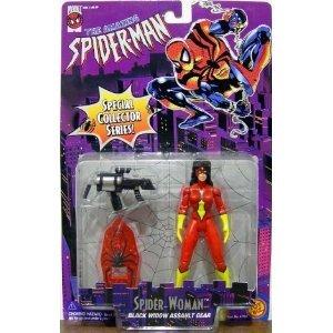 Amazing Spiderman Spider-Woman action figure