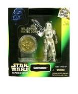 Star Wars POTF Millenium Edition Snowtrooper - $10.99