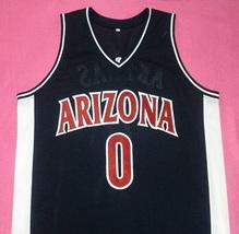 GILBERT ARENAS Arizona Wildcats Navyblue College Basketball Jersey Any Size Gift - $29.99