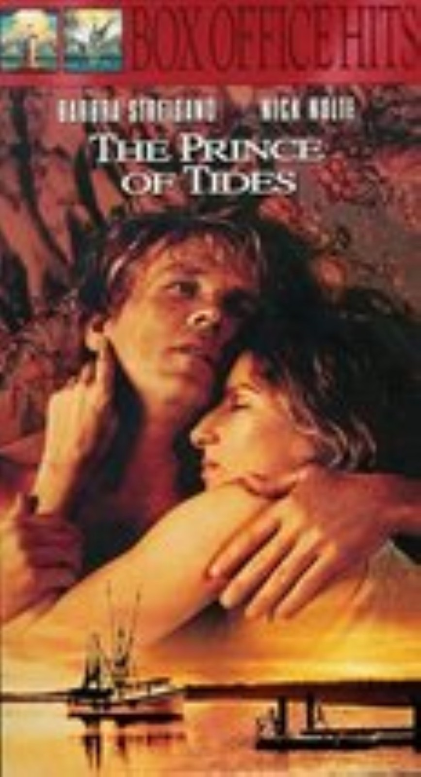 The Prince of Tides Vhs