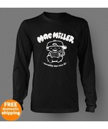 Most Dope knock Mac Miller long sleeve black T-... - $19.85