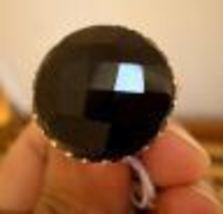 AMAZING GENUINE  26MM BLACK ONYX RI sld - $49.00