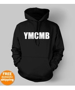 YMCMB white logo Hoodie young money cash weezy ... - $29.95