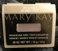 NEW MARY KAY Mineral Eye Color Eyeshadow IRIS 013095 Discontinued  - $7.91