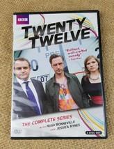 Twenty Twelve The Complete Series 2-Disc set DVD BBC 2012 - $7.91