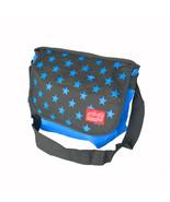 [Star Print - Blue] Multi-Purposes Messenger Shoulder Bag - $22.99