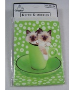 Cards and Envelopes Caff-Fur-ino Series Birman Kittens - $2.99