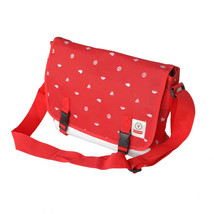 [Business Casual - Red] Multi-Purposes Messenger Shoulder Bag - $24.99