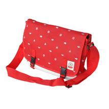 [Business Casual - Red] Multi-Purposes Messenger Shoulder Bag - $24.99