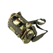 [Light Woodland] Camouflage Multi-Purposes Fanny Pack - $26.99